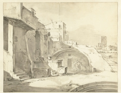 Italiaanse ruïne