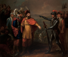 King Jagiełło and the Teutonic Knights