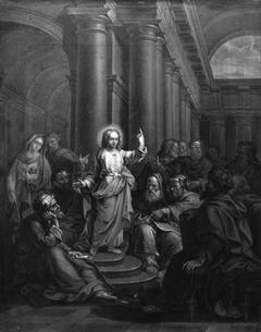 Kristus i templet