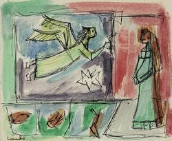 La Anunciación - The Annunciation