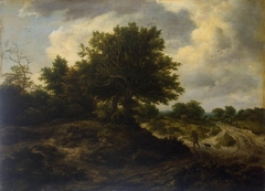 Landscape with a Traveller