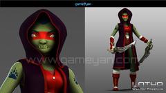 Lotha Creature Character Modeling