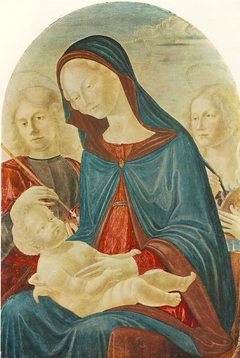 Madonna col Bambino tra san Sebastiano e santa Caterina d'Alessandria