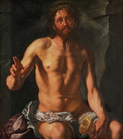 Man of Sorrows with a Chalice (Christ as Redeemer)