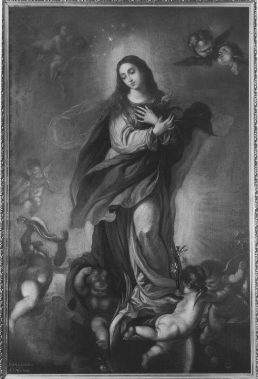 Maria, die unbefleckt Empfangene (und Werkstatt)