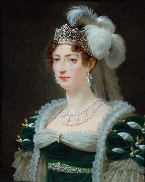 Marie-Thérèse-Charlotte of France (1778-1851), Duchesse d'Angoulême