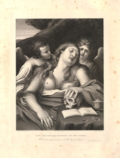 Mary Magdalene and Two Angels
