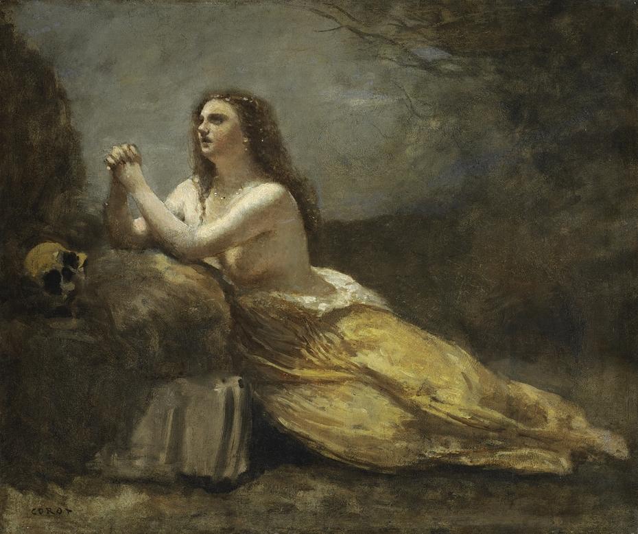 Mary Magdalene in Prayer