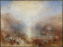 Mercury Sent to Admonish Aeneas