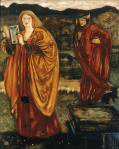 Merlin and Nimue