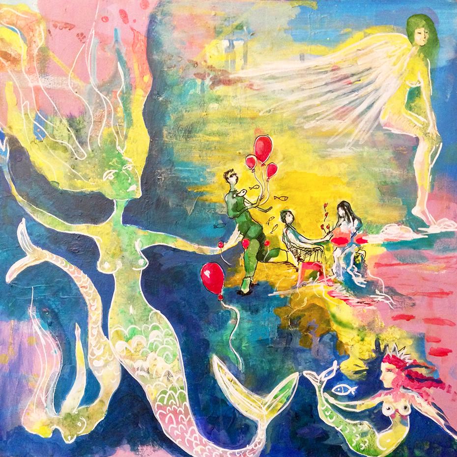 'Mermaid's Dream'
