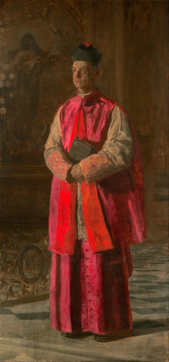 Monsignor James P. Turner