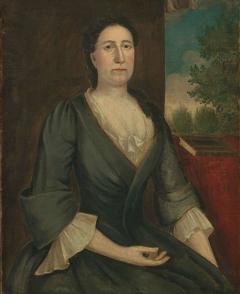 Mrs. William Foye (Elizabeth Campbell)