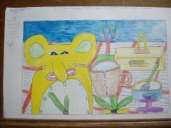 Notar ratón El Palíndromo de la plaga