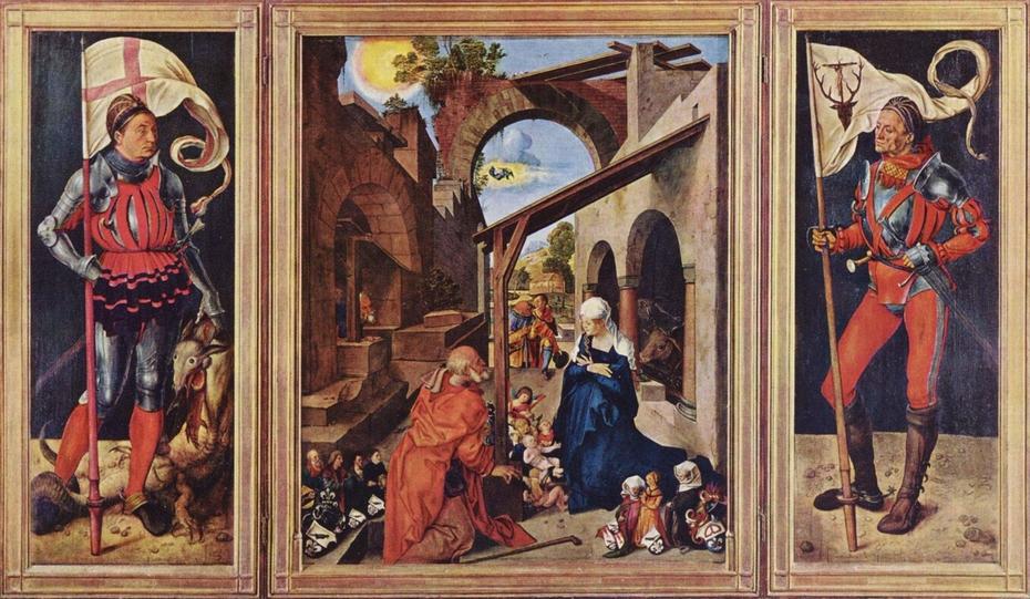 Paumgartner altarpiece