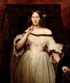 Portrait de Julie Mottez