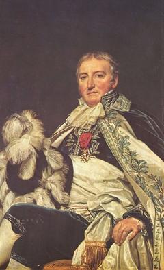 Portrait du comte Antoine Français de Nantes