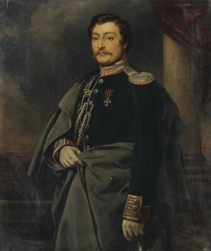 Portrait of a Second Lieutenant