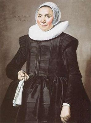 Portrait of a woman aged 36