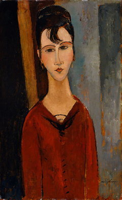 Portrait of a Woman (Mme C.D.)