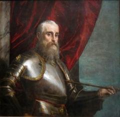 Portrait of Agostino Barbarigo