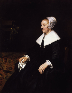 Portrait of Catrina Hoogsaet
