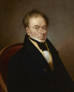 Portrait of Cetner
