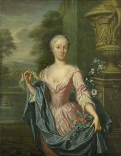 Portrait of Claudine van Royen (born 1712), Wife of Pieter Teding van Berkhout