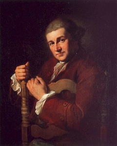 Portrait of David Garrick