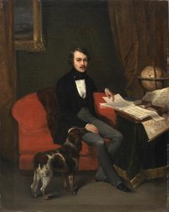 Portrait of Denis François Le Coat de Kerveguen