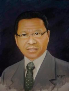 Portrait of Dr. Jose M. Oclarit