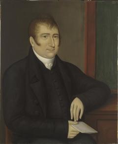 Portrait of Edward Aisquith
