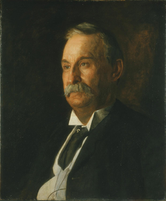 Portrait of Edward Taylor Snow