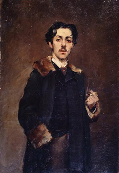 Portrait of Fernand Corot