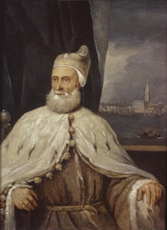 Portrait of Francesco Donato