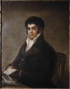 Portrait of Francisco del Mazo