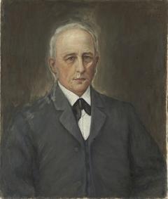 Portrait of Jakob Aall Bonnevie