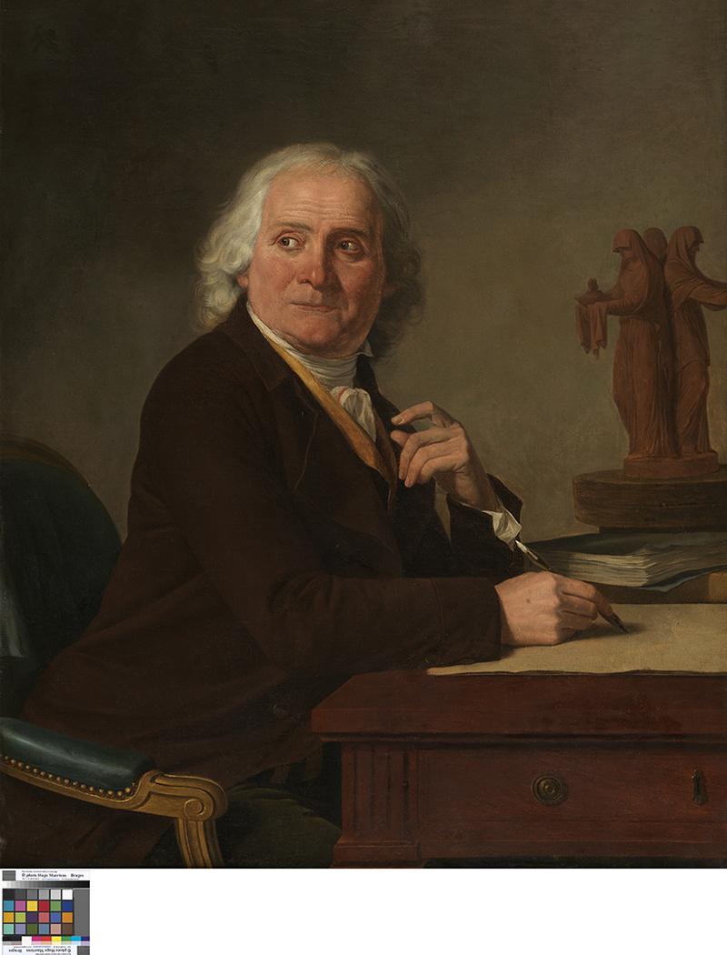 Portrait of Jean Rameau