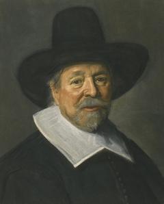 Portrait of John Livingston