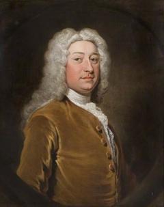 Portrait Of John Whitehall Of Furnivall's Inn