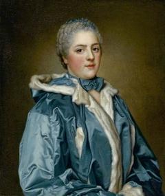 Portrait of Louise Elizabeth, Madame Infanta (1727-1759)