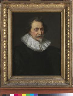 Portrait of Ludovic Nunez