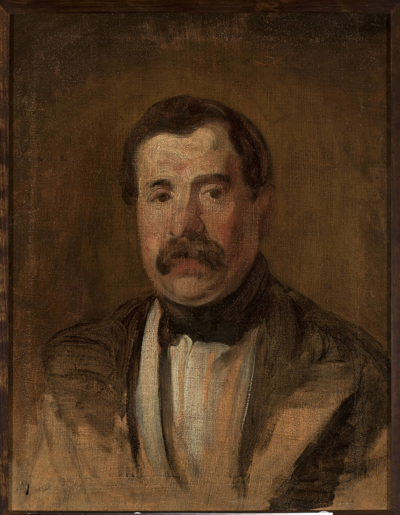 Portrait of Maksymilian Oborski