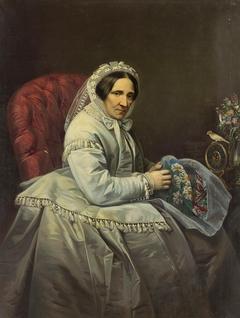 Portrait of Maria Adlerberg