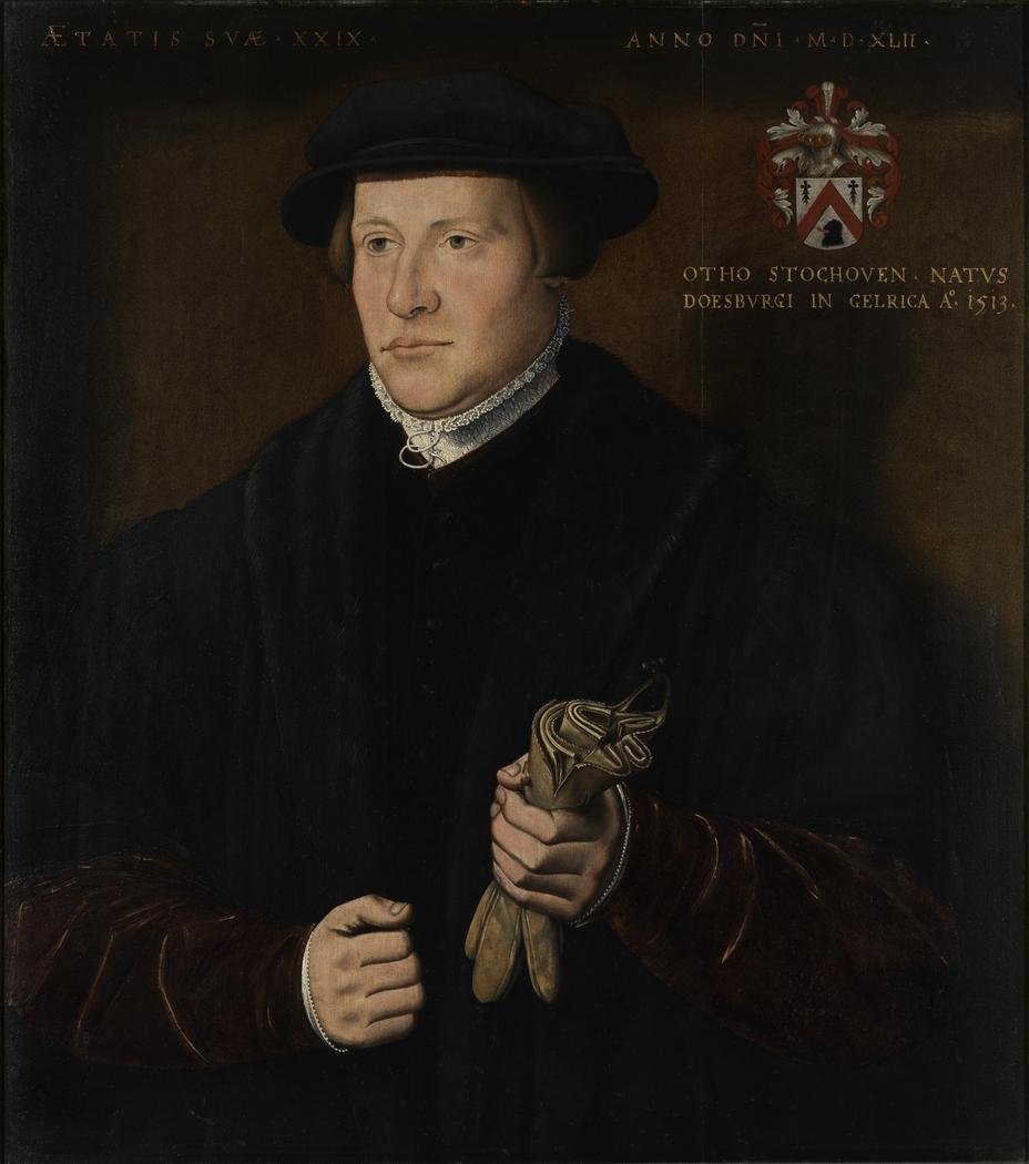 Portrait of Otho Stochoven