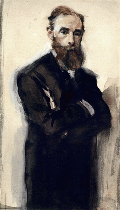 Portrait of Pavel Tretyakov