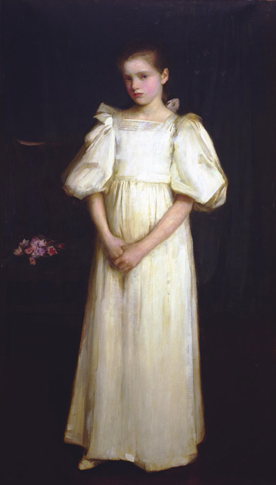 Portrait of Phyllis Waterlow