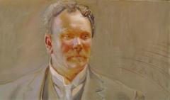 Portrait of Professor E.N.Setälä