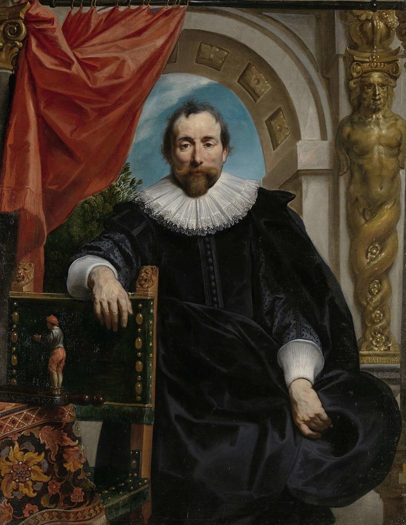 Portrait of Rogier Le Witer