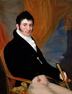 Portrait of Solomon Isaacs